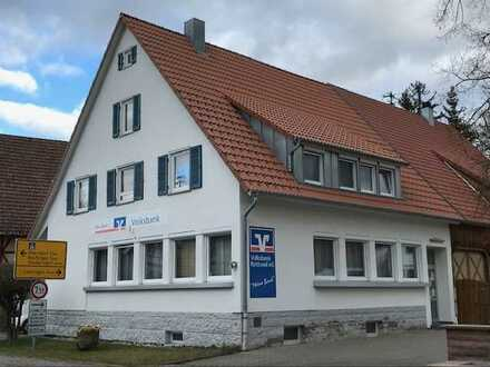 Wohn-und Geschäftshaus in Trichtingen