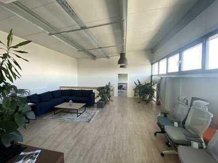 Helle und moderne klimatisierte Büroetage 170 m²