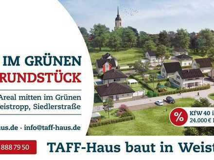 Ihr Bauland in exponierter Lage bei Dresden mit Eurem TAFF-Haus