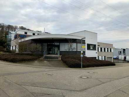 Sehr schöne Gewerbeimmobilie mit Büro- und Produktionsflächen