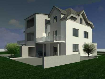 3 Zimmer Maisonette Wohnung mit Balkon