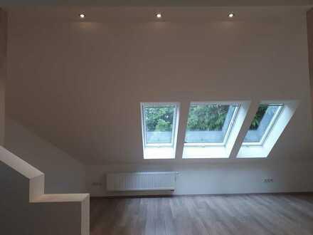 Schöne, geräumige 1-Raum Wohnung auf 3 Ebenen in Leopoldshöhe
