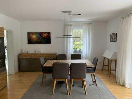 Großzügige Eigentumswohnung mit eigenem Garten in Durlach (Geigersberg)