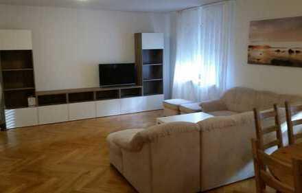 Schöne, möblierte 2-Zimmer Wohnung in St. Johannis, Nürnberg