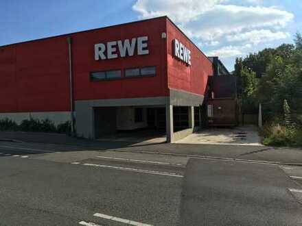 Tiefgaragenstellplatz unter Rewe Am Funkturm (gesicherte, nicht öffentliche Garage)