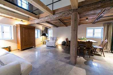 Altes Fachwerkhaus, liebevoll restauriert, komplett eingerichtet