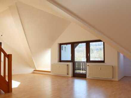 Schöne Maisonette-Wohnung in Aschaffenburg Schweinheim