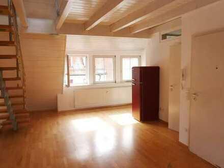 Besondere, helle 1,5 - Zi-DG-Maisonette-Wohnung in Rottenburg