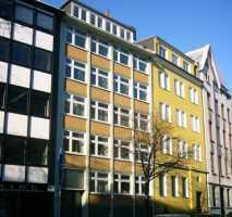 Schöne 4-Zimmerwohnung (KDBB) in Pempelfort mit Blick ins Grüne (Nähe Stadtmitte)