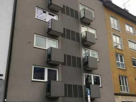 Klein-Fein-Mein! vermietetes Apartment mit Ausrichtung zum Innenhof in der Maxvorstadt!