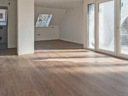Großzügige und attraktive Maisonette-Wohnung mit Balkon in S-Möhringen