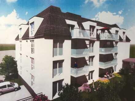 Attraktive 2-Zimmer-Wohnung in Günzburg im Guntiapark