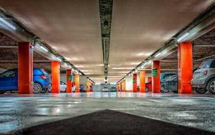 Tiefgaragen-Stellplatz HCH-Zentrum Kapfgasse