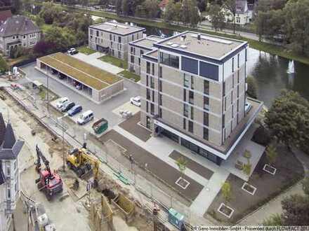 Attraktive Neubau Gewerbeflächen am Berger Tor in Herford