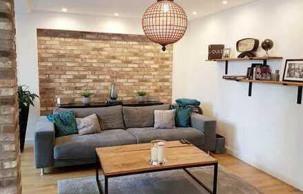 Neuwertige Maisonette-Wohnung mit moderner Luxus-Ausstattung