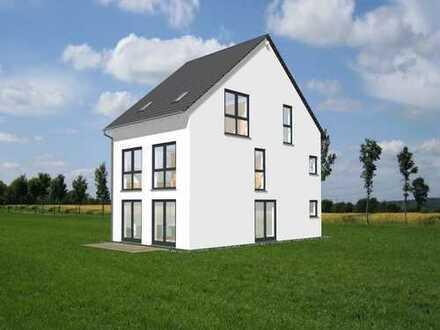 Neubau voon einem sehr schönen Stadthaus mit 2 Stellplätze und ca. 190 m² Areal