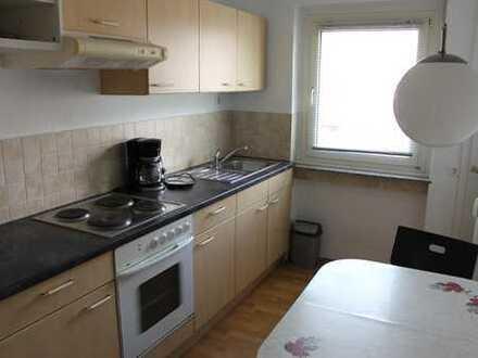 Möblierte 1 Zimmerwohnung mit Küche und Tageslichtbad