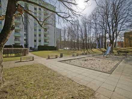 zur Kapitalanlage: Gepflegte Erdgeschoss-Wohnung mit Renditepotential