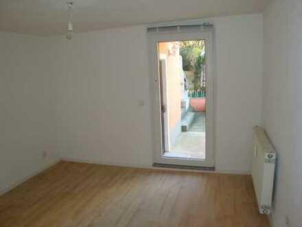 zwei Zimmer Wohnung mit separatem Eingang