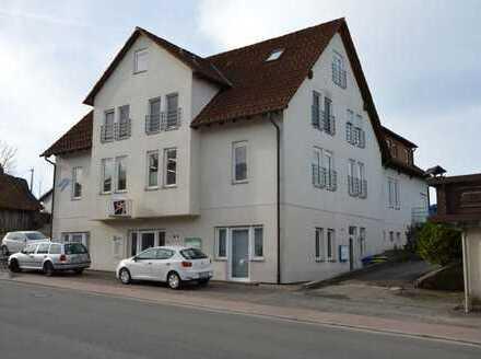 Gepflegte 4-Zimmer-Wohnung mit Balkon in Seedorf