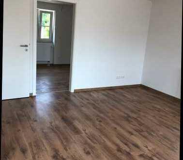Erstbezug mit Balkon: ansprechende 3-Zimmer-Wohnung in Haunsheim