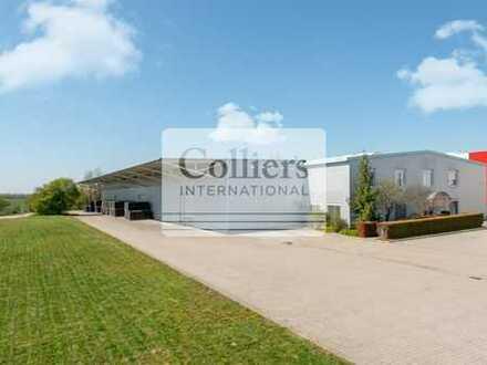 2.540 m² / Kompakte Unternehmensimmobilie am BMW-Werk