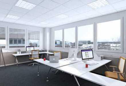 Bürofläche - ca. 300 m² - modern, repräsentativ und hell mit Glasfaseranschluss, auf Wunsch möbliert