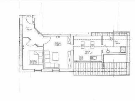 Solide, geräumige 2-Zimmer Wohnung in Ahrweiler (Kreis), Burgbrohl