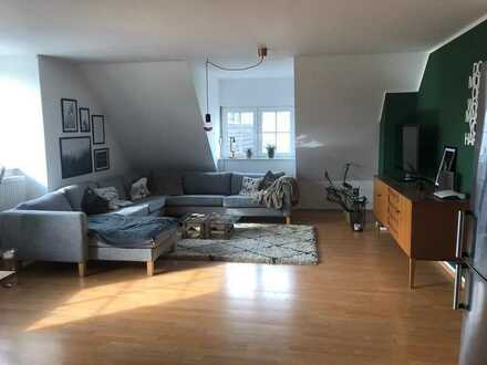 Ansprechende 3-Zimmer-Dachgeschosswohnung in Büdingen