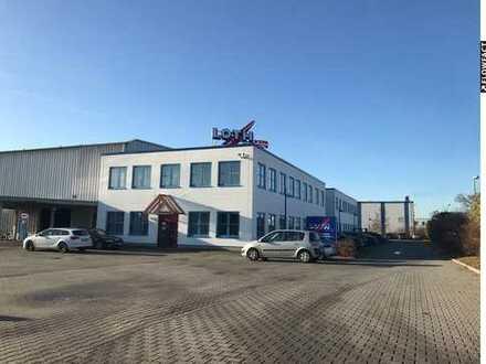 Büroflächen zur Miete im Gewerbegebiet Gerichshain