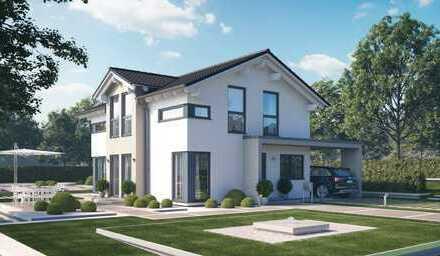 Ein KfW-40 Plus Haus von Schwabenhaus inkl. Grundstück