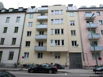 Besichtigung Mi 21.11. - vermietete 2-Zimmer-Wohnung in Sendling - ohne Käuferprovision