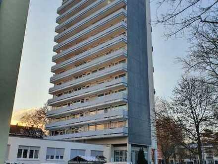 Geschmackvolle 1-Raum-Wohnung mit Balkon und Einbauküche in Sindelfingen