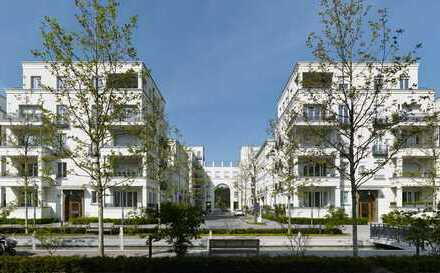 Neubau Erstbezug, sonnige 2 Zimmer Wohnung, EBK,großer Balkon, Concierge, Lounge und Spa