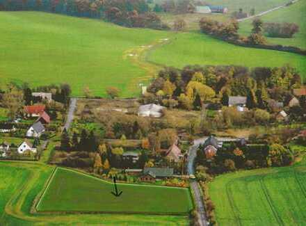 Geplantes Landhaus in Alt Meteln in traumhafter Lage (OT-Moltenow)
