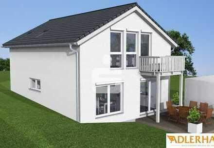Modernes KFW 55 Neubau-Einfamilienhaus
