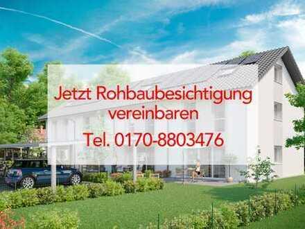 Provisionsfrei - Neubau Reihenhaus (4.3) mit zwei Carports