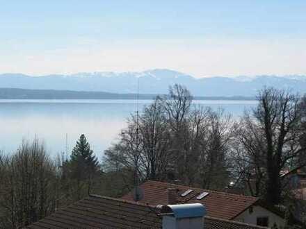 4-Zimmer-Wohnung in Tutzing am Starnberger See