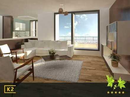Marienburg - Exklusive 3-Zimmerwohnung mit Balkon - Neubau Architektenhaus
