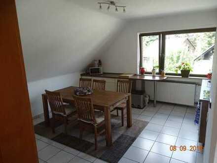 Dachgeschoßwohnung in Korschenbroich/Pesch