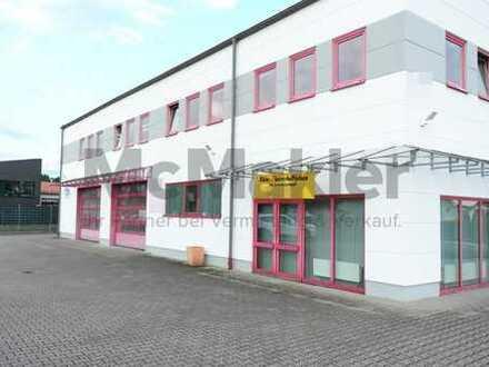 Preis verhandelbar! Zentral gelegene Gewerbeimmobilie mit 700 m² Mietfläche!