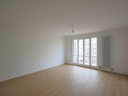 Modernisierte 3-Zimmer-Wohnung mit SW-Balkon, EBK + TG-Einzel in Perlach!
