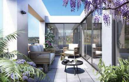 Penthouse - Relaxen mitten in der City