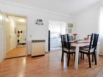 1-Zimmer Wohnung mit Süd/Ost-Ausrichtung in Bestlage Augsburg-Göggingen