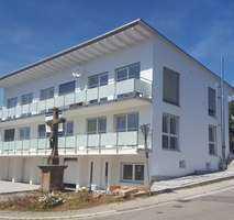 attraktive neuwertige 1-Zimmer-Wohnung mit Balkon in Östringen-Tiefenbach