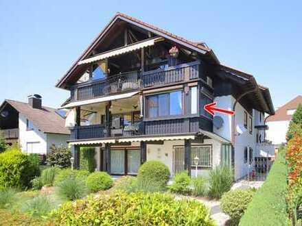 Top gepflegte 3,5 -Zimmer-Wohnung in sehr guter Lage