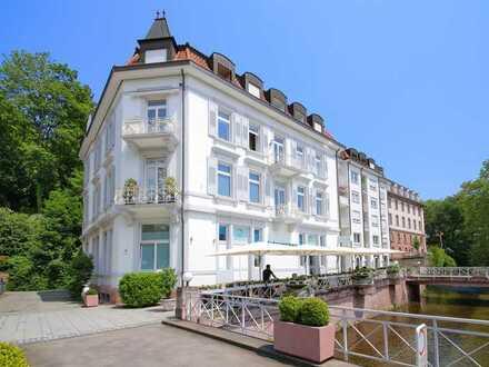 Gepflegte 3-Zimmer-Wohnung, Innenstadtlage mit historischem Charakter!