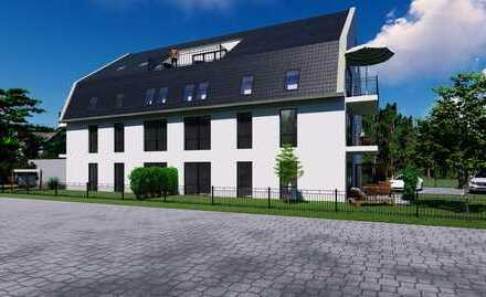 ***Nr. 6 Neubau - Dachgeschosswohnung - Balkon - 2. OG - Schlüsselfertig inkl. Stellplatz