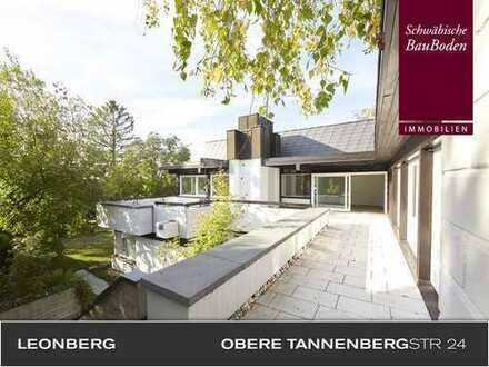 HHL Leonberg | Erstbezug | 4,5 Zi. Wohnetage, ca. 154 qm, EbK, Parkett, Terrasse, Garten, Garage ++