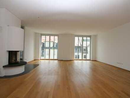 Luxusimmobilie mit traumhafter 360° Dachterrasse und bester Leipziger Lage